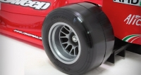 Sweep Racing F1 tires