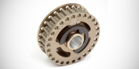 HPI R10 26T alloy belt pulley