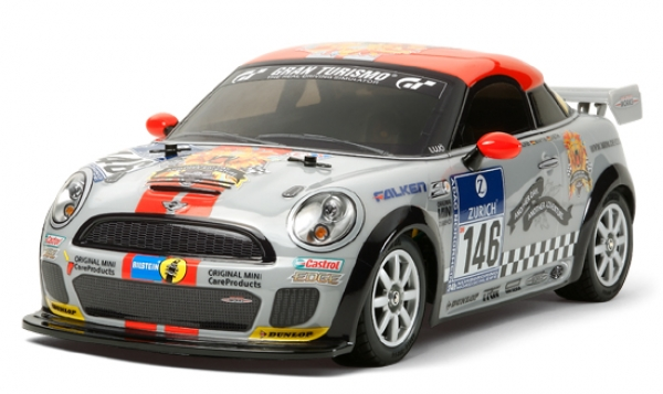 MINI JCW Coupe (M-05 Chassis)