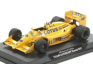 1/20 Team Lotus 99T Honda 1987 No.11 (Finished Model)