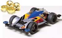 Tiger Zap (w/Gold Plated Wheels)