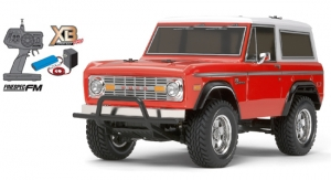 XB Ford Bronco 1973 (CC-01)