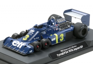 1/20 Tyrrell P34 1976 Japan GP, No.3 (Finished Model)