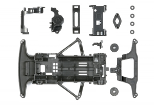 Carbon Reinforced Super FM Chassis Set