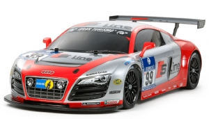 Audi R8 LMS - 24h Nurburgring (TT-01 Type-E Chassis)
