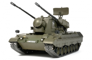 Flakpanzer Gepard (Display Model)